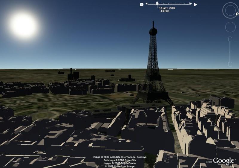 Monument emblématique des villes, région, pays Tourei10