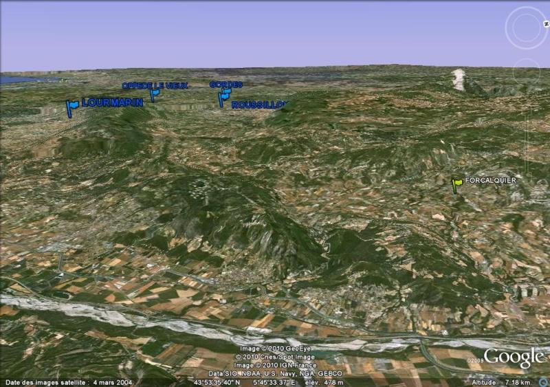 >> Pays de Forcalquier vu du ciel << - Page 2 Vallae10
