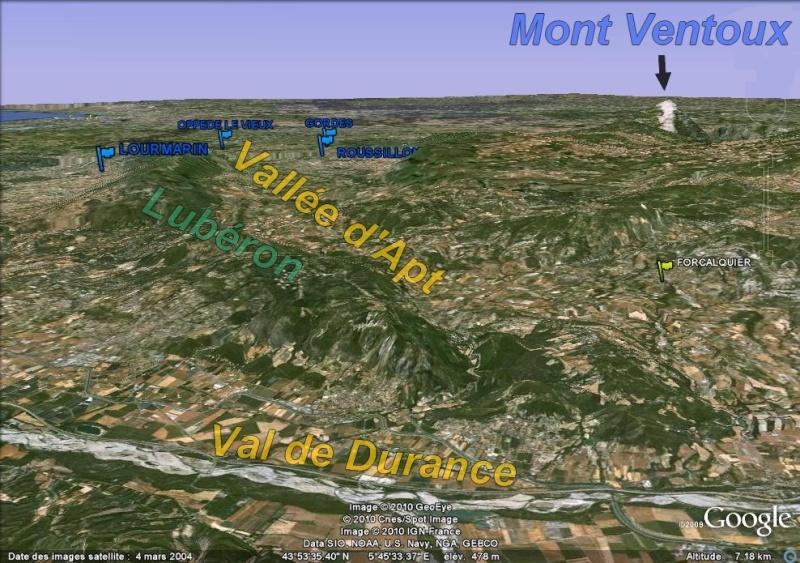 >> Pays de Forcalquier vu du ciel << - Page 2 Vallae11