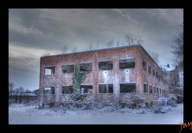 Une ruine en HDR. Dsc00123