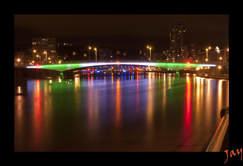 Quelques ponts de Liège. Pont_k10