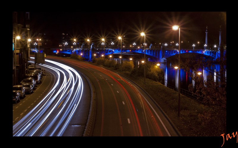 Quelques ponts de Liège. Quai_b10