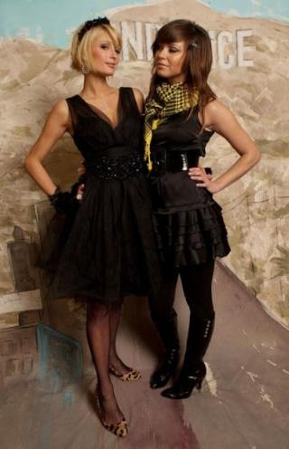Paris Hilton's  new BFF Paris-10