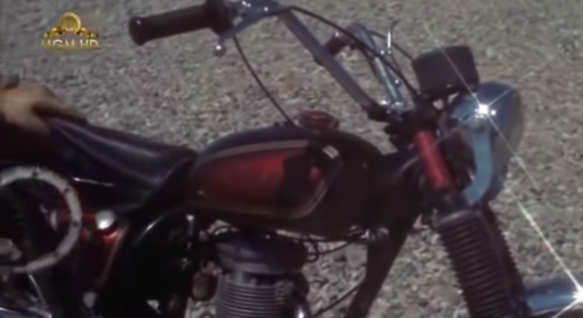 FR Cycles South 1971 - Motorcycle Documentary Film HD  0110