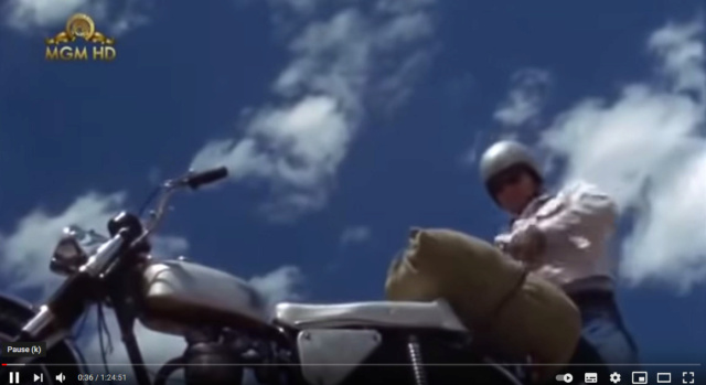 FR Cycles South 1971 - Motorcycle Documentary Film HD  0210