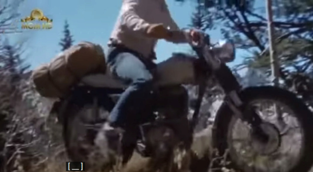 FR Cycles South 1971 - Motorcycle Documentary Film HD  110