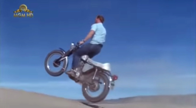 FR Cycles South 1971 - Motorcycle Documentary Film HD  610