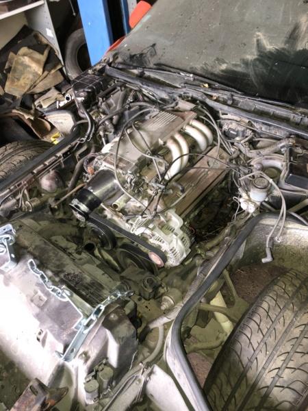 remplacement moteur C4 1991 TPI Img_0414