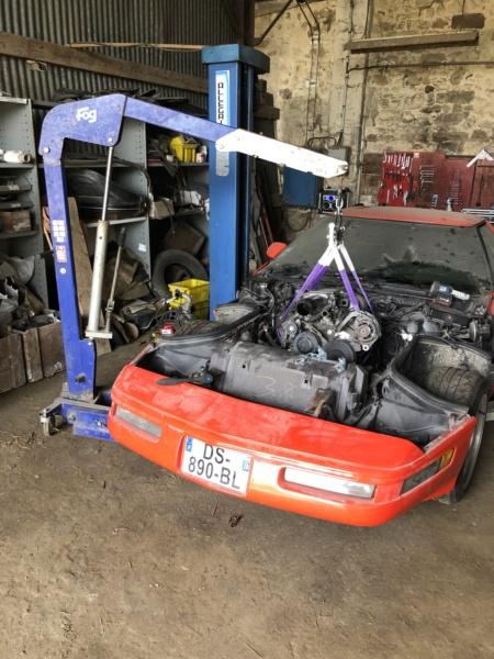 remplacement moteur C4 1991 TPI Img_0713