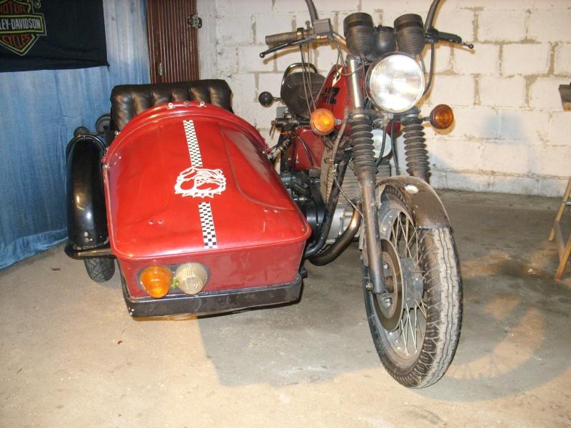 Side car MZ 250 etz kit 300 cc, un vrais jouet - Page 2 Ss851410