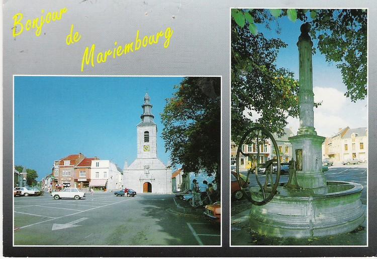 la ville de MARIEMBOURG. Numris10