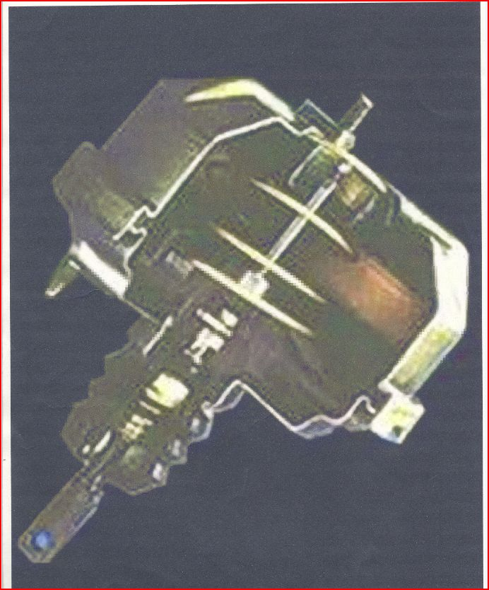 PONT & AMORTISSEURS IVECO 4x4 + Master- vac Master10