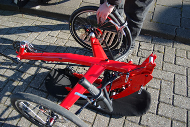 Challenge trike Alize Challe11
