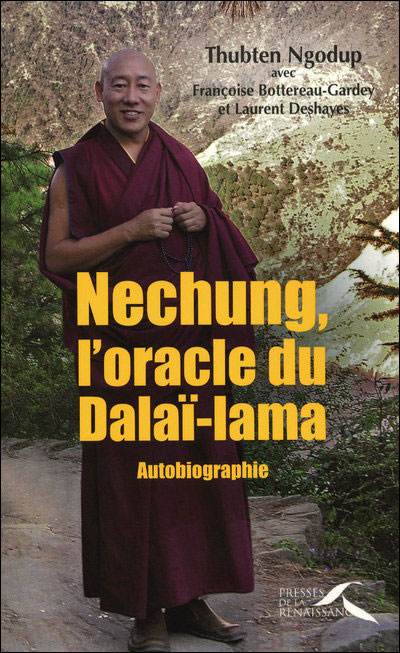 lama - Kuten-la, l'oracle du Dalai Lama à  Sagesses Bouddhistes 97827510