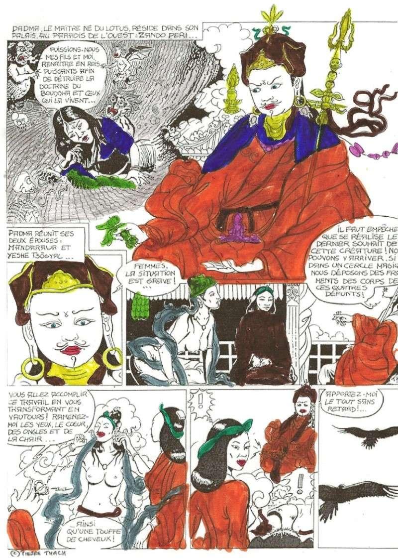 Une BD...de mes cartons et Guesar de Ling - Page 2 Pour_p10