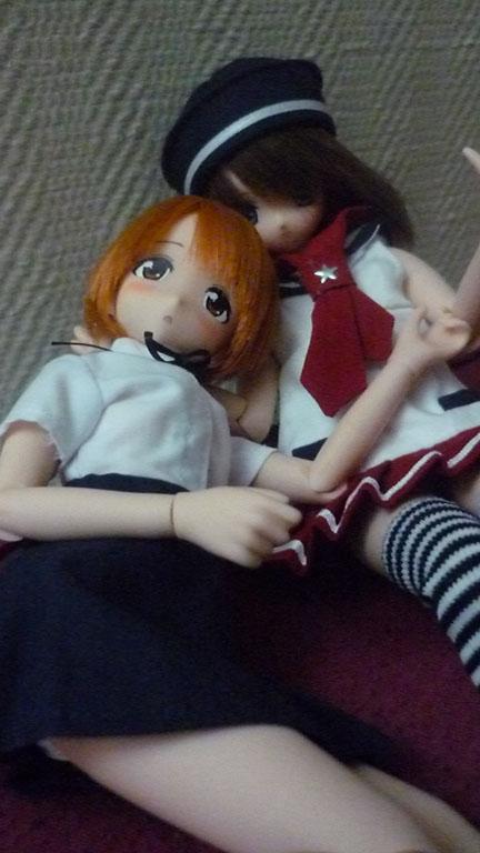 Mes dolls du pays du soleil levant : Hujoo Berry P1020516