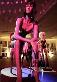 Madonna memorabilia on show in London Exhibi10