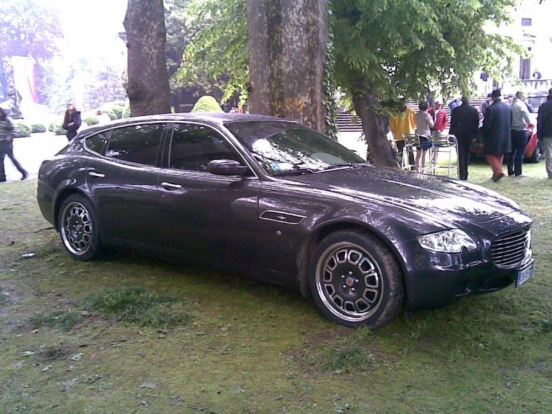 Nuova Maserati compatta di segmento E: il ritorno della Biturbo 30 anni dopo? - Pagina 2 26042029