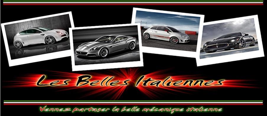 Les belles Italiennes 34517010