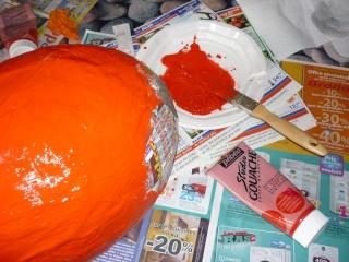 Piñata / pignata anniversaire enfant P1020420