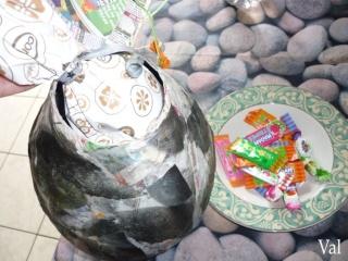 Piñata / pignata anniversaire enfant P_lou110