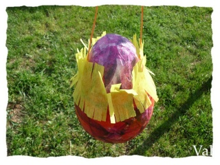 Piñata / pignata anniversaire enfant P_lou210