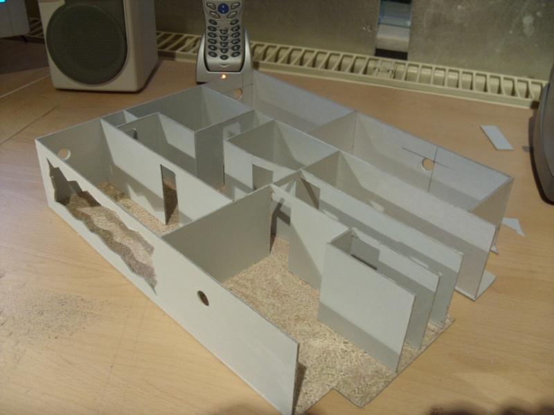 Vergrößerte Bismarck-Teile, gebaut von Gustibastler Sdc15419