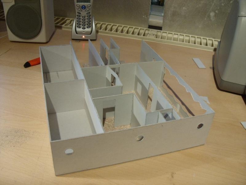 Vergrößerte Bismarck-Teile, gebaut von Gustibastler Sdc15421