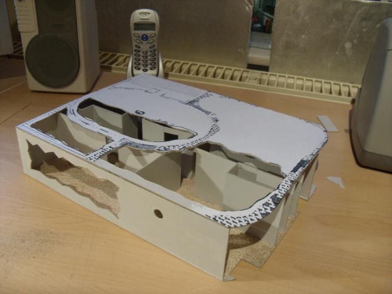 Vergrößerte Bismarck-Teile, gebaut von Gustibastler Sdc15422