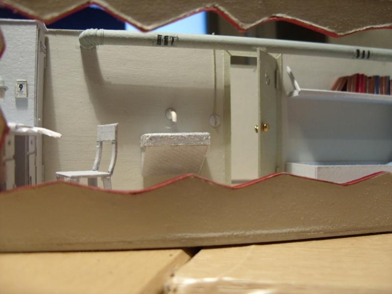 Vergrößerte Bismarck-Teile, gebaut von Gustibastler Sdc15450