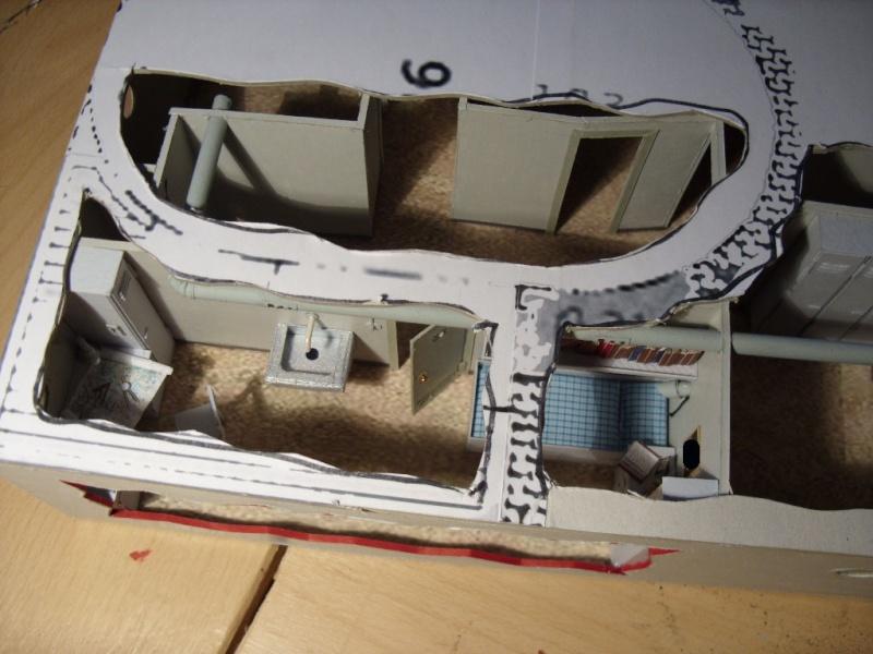 Vergrößerte Bismarck-Teile, gebaut von Gustibastler Sdc15455