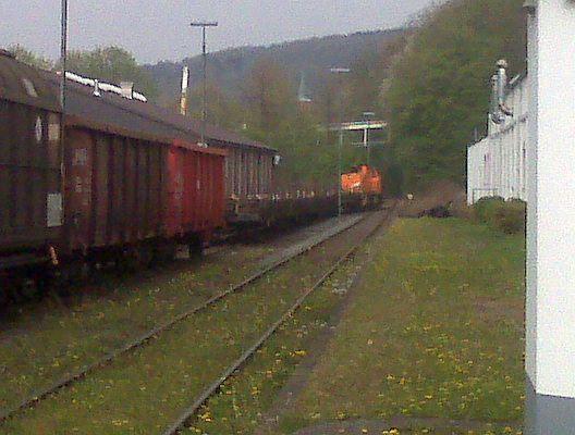 "Die ""Talbahn"" - Enneptal/Hagen ex KBS 228e 211"