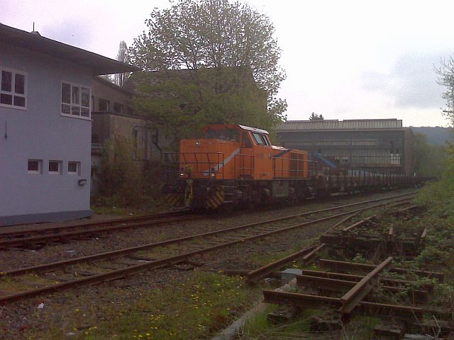"Die ""Talbahn"" - Enneptal/Hagen ex KBS 228e 510"