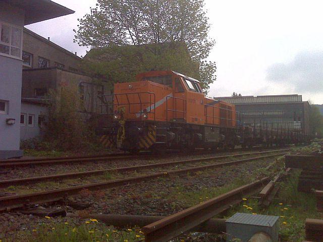 "Die ""Talbahn"" - Enneptal/Hagen ex KBS 228e 610"
