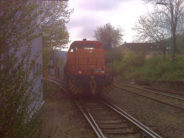 "Die ""Talbahn"" - Enneptal/Hagen ex KBS 228e 710"