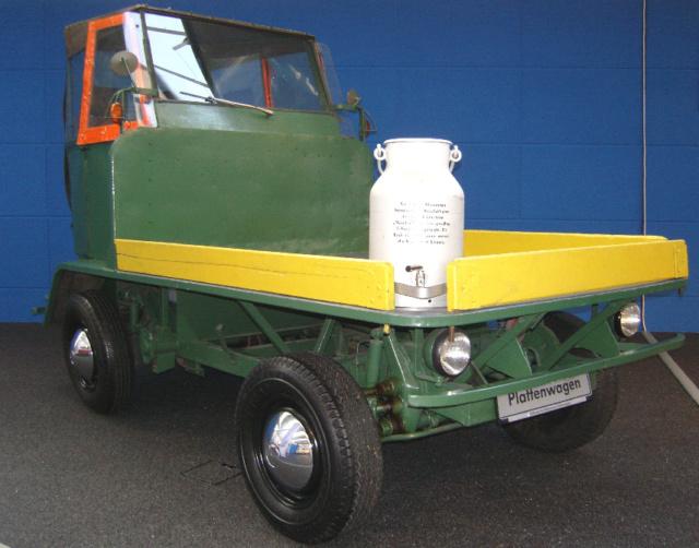 Plattenwagen 37314110