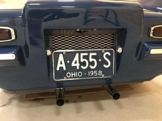 VW ALKEN D2 Rodster 1958 64594511