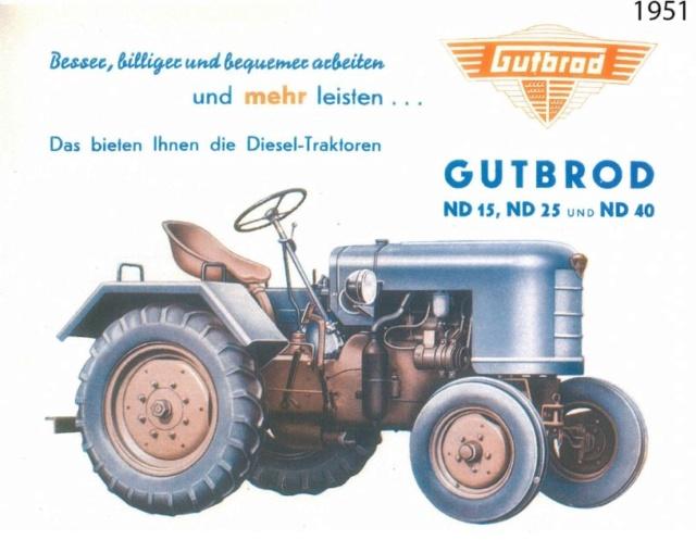 Gutbrod Atlas 800 1950 88010