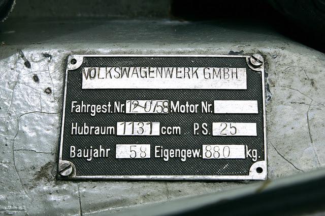 Volkswagen NEUMANN 1958 Der-ne16