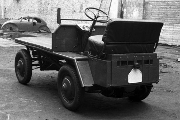 Plattenwagen Platte10