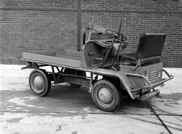 Plattenwagen Platte11