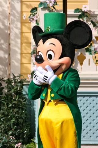 Saint Patrick's Day à Disneyland® Paris (17 mars 2016 et 2017) - Page 7 Img_9910