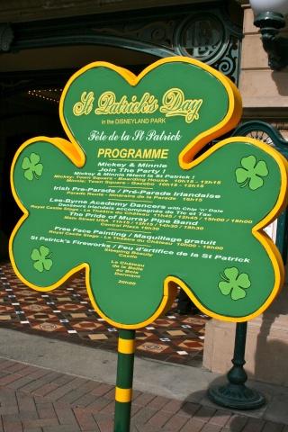 Saint Patrick's Day à Disneyland® Paris (17 mars 2016 et 2017) - Page 8 Img_9914