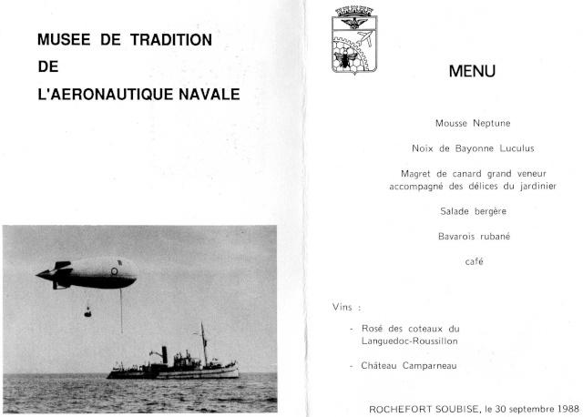 [ Les Musées en rapport avec la Marine ] Musée de l'Aeronautique Navale de Rochefort - Page 2 Img10113