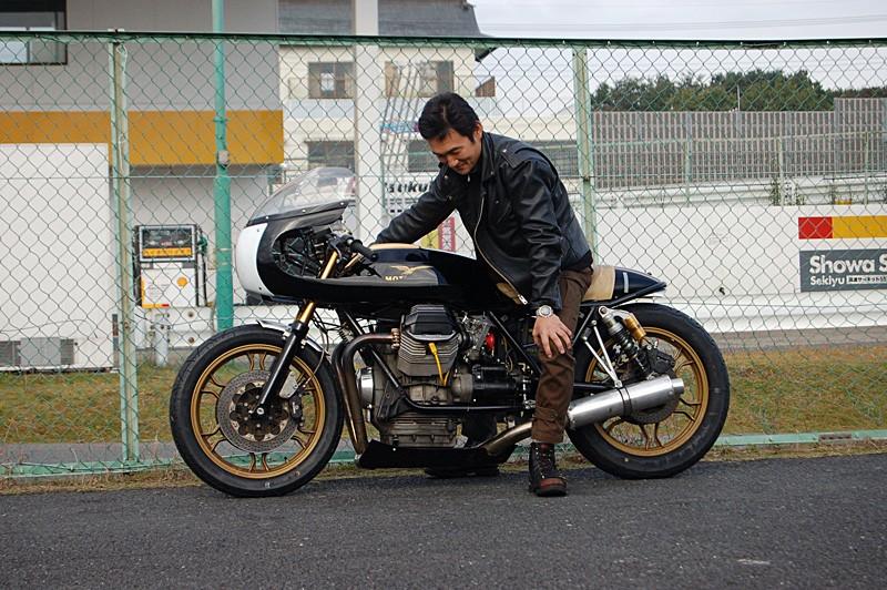 Guzzi... juste l'essentiel des Café Racer - Page 3 22147813