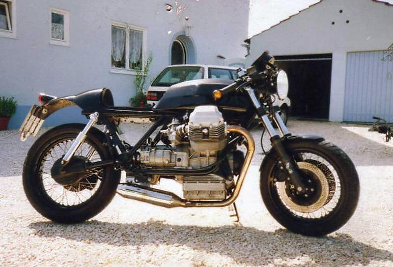 Guzzi... juste l'essentiel des Café Racer - Page 3 28070510