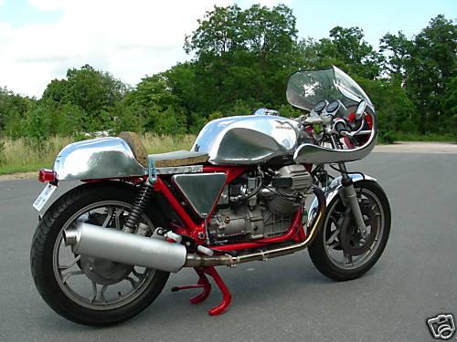 Guzzi... juste l'essentiel des Café Racer - Page 3 89887010