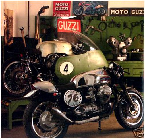 Guzzi... juste l'essentiel des Café Racer - Page 4 A9371m10