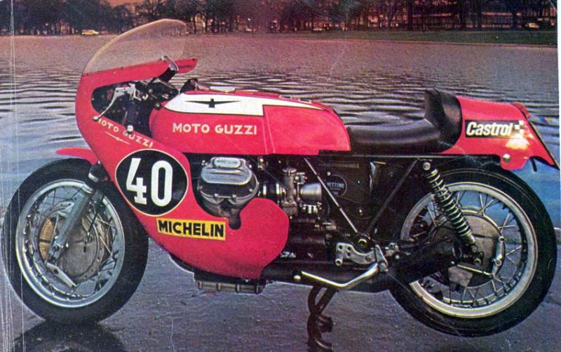Guzzi... juste l'essentiel des Café Racer - Page 4 Boldor10