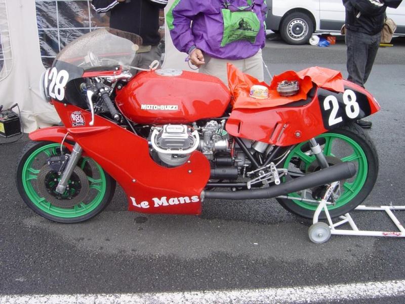 Guzzi... juste l'essentiel des Café Racer - Page 5 Dsc02611
